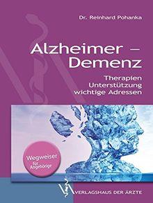 Alzheimer - Demenz: Therapien, wichtige Adressen, Unterstützung