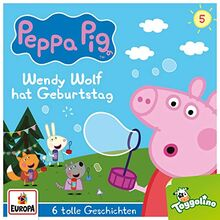005/Wendy Wolf hat Geburtstag (und 5 weitere Geschichten)