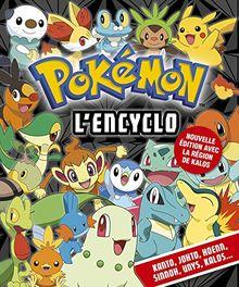 L'encyclo Pokémon