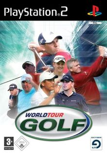 ProStroke Golf: World Tour 2007 (PS2)