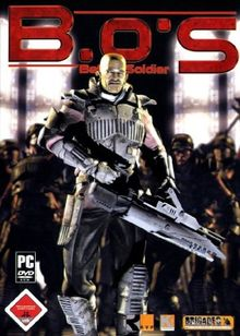 Bet on Soldier (PC-DVD)