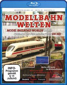 Modellbahnwelten In HD-Blu Ray [Blu-ray]