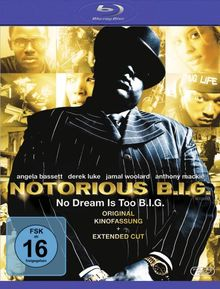 Notorious B.I.G. [Blu-ray]