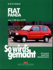 So wird's gemacht, Bd.64, Fiat Panda (von 2/80 bis 12/95)