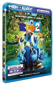 Rio 2 [Blu-ray] [FR Import]