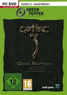 Gothic 3 Gold Edition [Green Pepper]