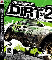 Third Party - Dirt 2 Occasion [ PS3 ] - 5024866341140