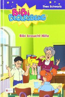 Bibi Blocksberg, Band 32: Bibi braucht Hilfe: Nach Klaus-P. Weigand: BD 32