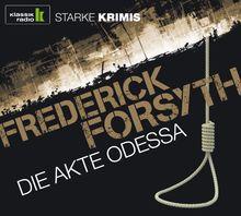 Die Akte Odessa, 6 CDs (Klassik Radio-Edition STARKE KRIMIS)