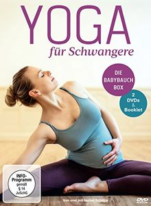 Yoga für Schwangere - Die Babybauch-Box [2 DVDs]