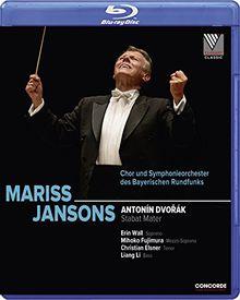 Mariss Jansons dirigiert Dvorak Stabat Mater [Blu-ray]