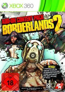 Borderlands 2 - Add-On Doublepack (DLC 1 & 2)