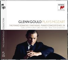 Glenn Gould Collection Vol.15 - Glenn Gould plays Mozart: Die Klaviersonaten, Fantasien, Klavierkonzert Nr. 24