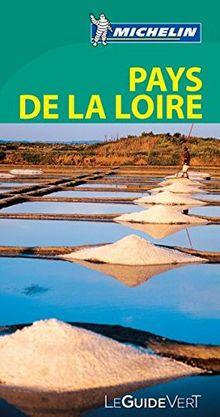 Michelin Le Guide Vert Pays de la Loire (MICHELIN Grüne Reiseführer)