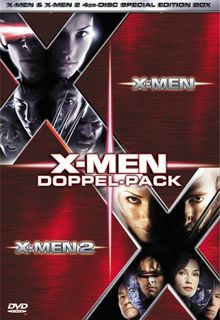X-Men XXL-Box [Special Edition] [4 DVDs]