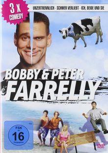 Farrelly Brothers - Box : Unzertrennlich - Schwer verliebt - Ich, beide und sie [3 DVDs]