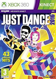 Just Dance 2016 Jeu Xbox 360
