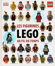 Les figurines Lego au fil du temps : Avec 3 figurines Lego incluses