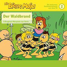 02: Der Waldbrand, Willi Bei Den Ameisen