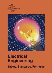 Electrical Engineering Tables, Standards, Formulars