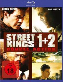 Street Kings 1+2 [Blu-ray]