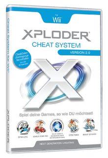 Wii - Xploder Cheat System 2.0