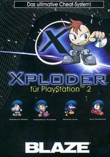 Playstation 2 - XPloder