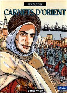 Carnets d'Orient, Tome 1 : Djemilah