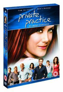 Private Practice - Season 2 [UK Import]