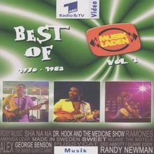Various Artists - Best of Musikladen Vol. 01, 1970 - 1983