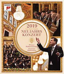 Christian Thielemann, Wiener Philharmoniker -Neujahrskonzert 2019 [Blu-ray]