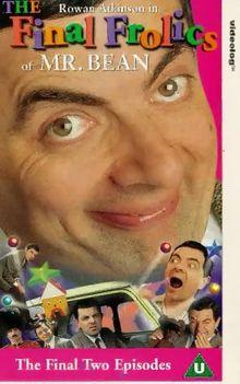 Mr. Bean - The Final Frolics Of Mr. Bean [VHS] [UK Import]