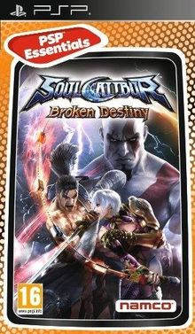 Third Party - Soul Calibur : Broken Destiny - essentials Occasion [ PSP ] - 3700577003790
