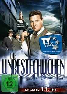 Die Unbestechlichen, Season 1, 1. Teil [4 DVDs]