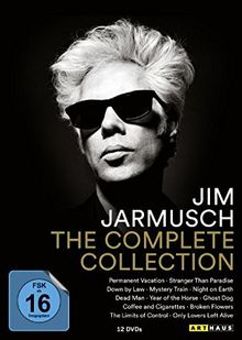 Jim Jarmusch - The Complete Collection [12 DVDs]