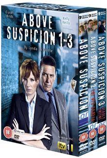 Above Suspicion 1-3 [3 DVDs] [UK Import]