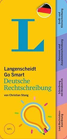 Langenscheidt Go Smart Deutsche Rechtschreibung - Fächer