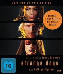 Strange Days - 20th Anniversary Edition [Blu-ray]