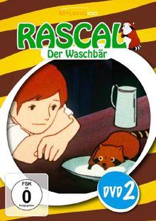 Rascal, der Waschbär - DVD 2