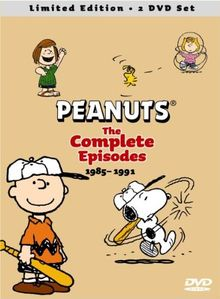 Die Peanuts Vol. 11 & 12 - The Complete Episodes 1985-1992 (Limited Edition, 2 DVDs)