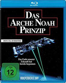 Das Arche Noah Prinzip - Uncut and Remastered [Blu-ray]