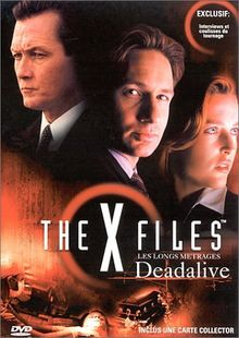 The X Files : Dead Alive / This is not Happening [FR Import]