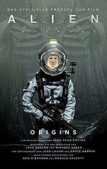 Alien Covenant: Origins: SciFi-Thriller