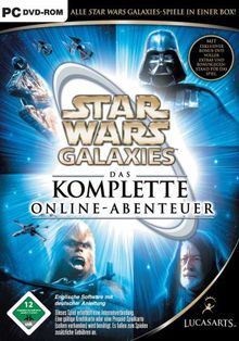Star Wars Galaxies: Total - The Complete Online Adventure