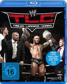 TLC 2013 - Tables, Ladders and Chairs 2013 [Blu-ray]