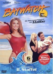 Baywatch - Die komplette 8. Staffel (6 DVDs)