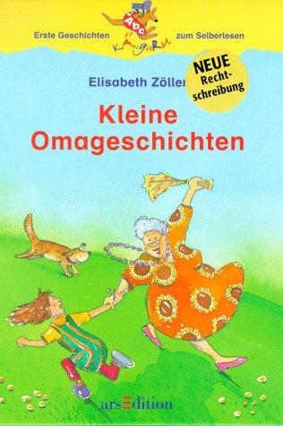 Kleine Omageschichten von Elisabeth Zöller