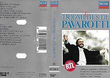 Triomphes Pavarotti [Musikkassette]