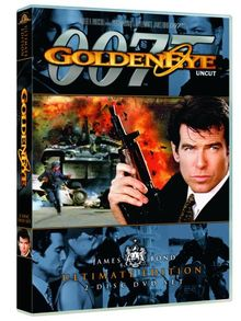 James Bond 007 Ultimate Edition - Goldeneye (2 DVDs)