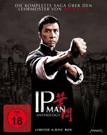 IP Man - Anthology [Blu-ray] [Limited Edition]